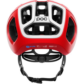 POC Ventral Air Spin Kask rowerowy, prismane red matt